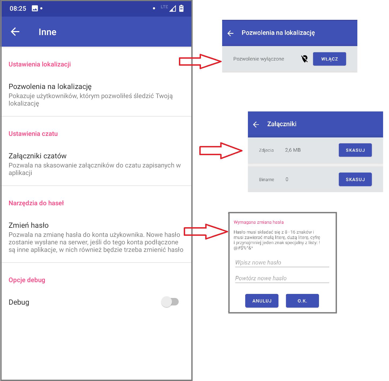 MessengerCTI.mobile 1.07 - Ustawienia Inne.png