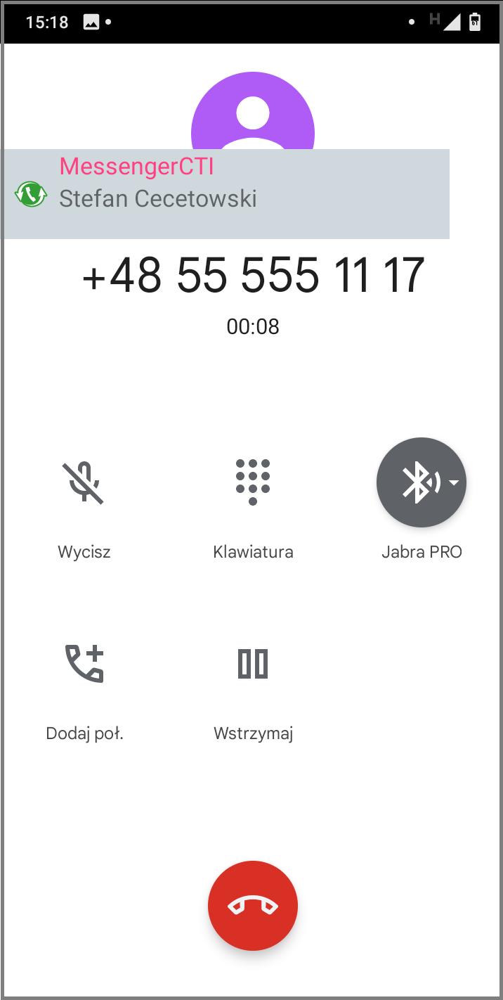 MessengerCTI.mobile 1.07 Rozmowa przychodząca GSM równ 2.png