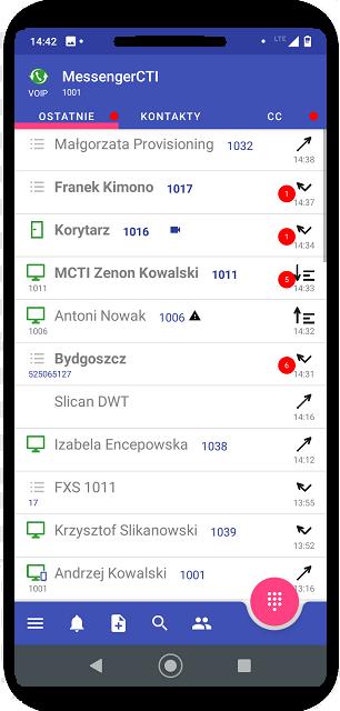 MessengerCTI.mobile 1.07 strona startowa.png