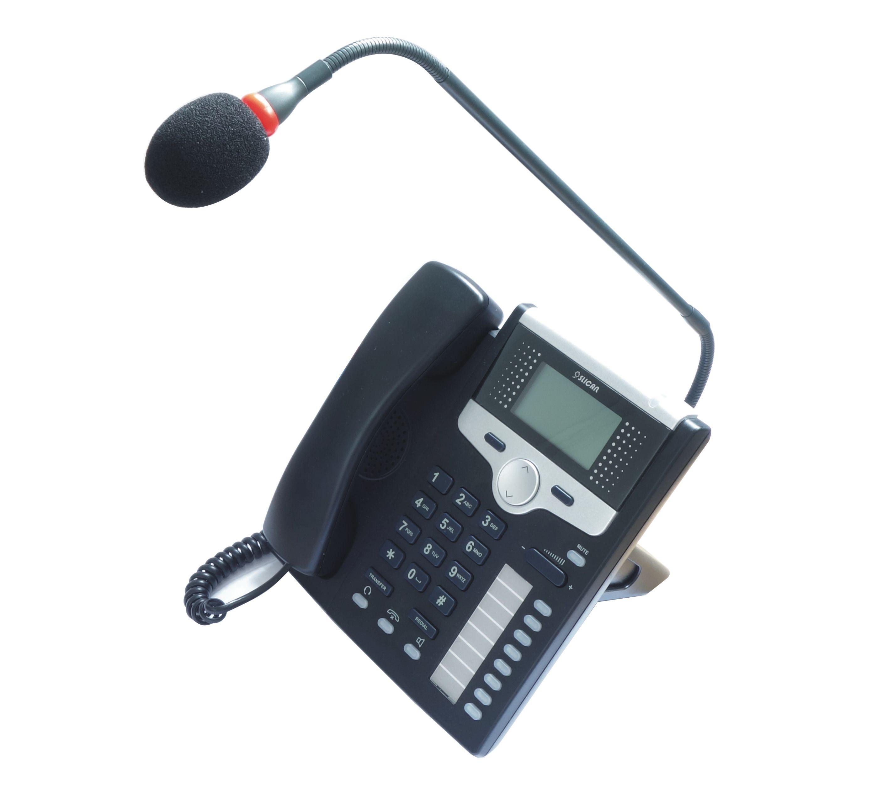 Pulpit mikrofonu z telefonem CTS-220.IP-BK.GNM.jpg