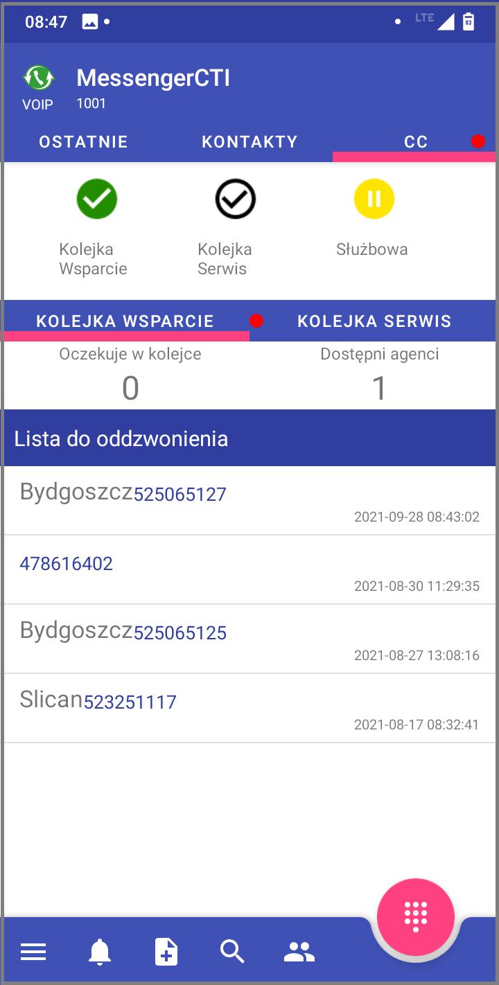 MessengerCTI.mobile 1.07 Kolejka CC.png