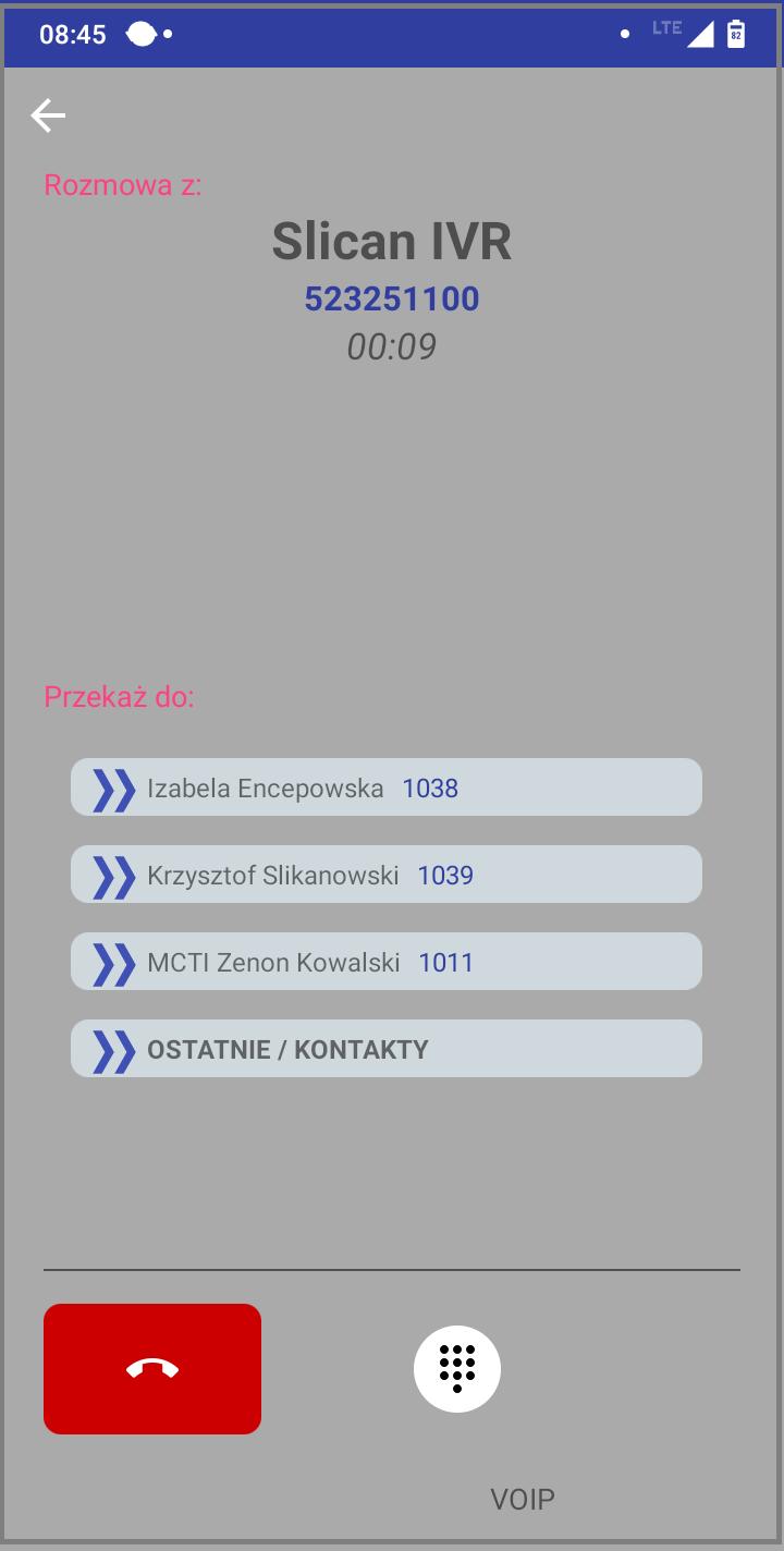 MessengerCTI.mobile 1.07 Połaczenie wychodzące VoIP 3.png